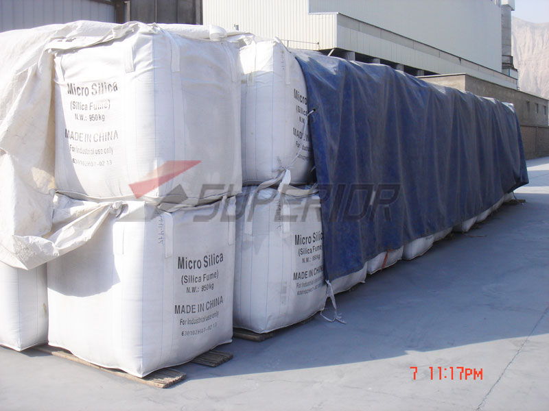 85% Silica Fume for Cement