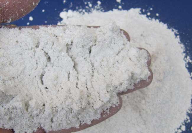 White Microsilica