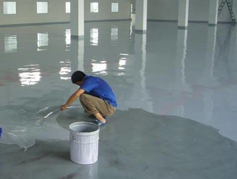 Special micro silica fume powder in wear-resistant floor