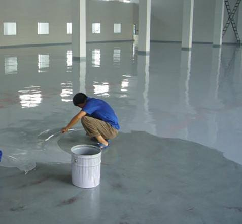 micro silica fume powder in wear-resistant floor