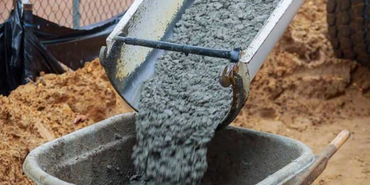 Microsilica concrete advantages